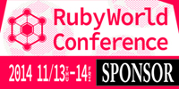 RubyWorld Conference2014