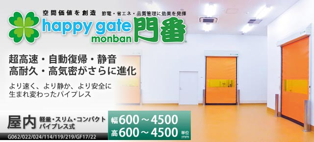happy gate monban Gseries